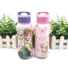 <b>1pcs</b> Disney girls frozen princess elsa anna Rope cup 300 ML water ...