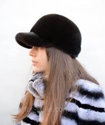 Норковая кепка женская <b>Бейсболка</b> вельвет, цена 2 800 грн ...