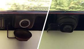 Обзор автоматической <b>защиты камеры заднего вида</b> для Lada ...