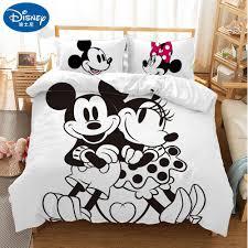 Disney Minnie <b>Mickey</b> Mouse Sofia <b>Комплект постельного белья</b> из ...