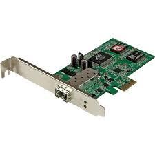 StarTech.com <b>PCI Express Gigabit</b> Ethernet <b>Fiber</b> Network Card W ...