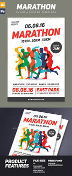 best ideas about event flyers flyer design marathon event flyer template