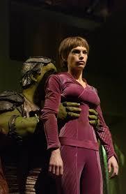 star trek enterprise aliens home publicity shots aliens aliens sub c dantul tpol jolene blalock jolene