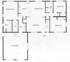 Bedroom Open Floor House Plans   Avcconsulting us    Bedroom Ranch Style Open Floor Plans on bedroom open floor house plans
