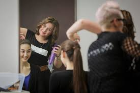 certificate iii in hairdressing tafe queensland brisbane work in a live salon environment