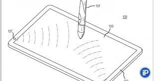 В iPad Pro может появиться стилус