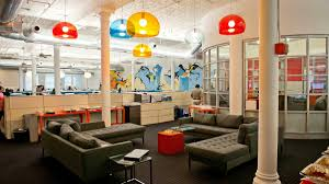 cool office designs 5 starup office design outbrain nyc office ad agency surprising office