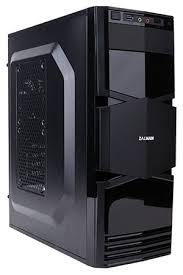 Компьютерный <b>корпус Zalman</b> ZM-T3 Black — купить по выгодной ...
