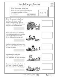 Word problems, Worksheets and Words on Pinterest