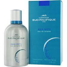 <b>Comptoir Sud Pacifique Aqua</b> Motu EDT W 100ml Boxed (Glass ...