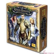 <b>Настольная игра King's</b> Bounty. <b>Настольная игра</b> - купить, цена ...
