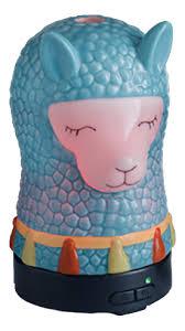 Купить <b>ультразвуковой аромадиффузор Llama</b> Medium Diffuser ...