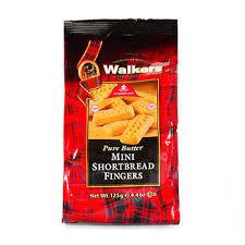 Мини-<b>печенье Walkers</b> Пальчики <b>песочное</b> 125 г Великобритания ...