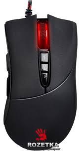 ROZETKA | <b>Мышь A4Tech Bloody V3</b> Black. Цена, купить Мышь ...