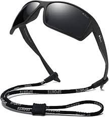 Bevi Sports Sunglasses Polarized Lens/TR 90 Frame ... - Amazon.com