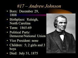 「President Andrew Johnson. alaska purchase」の画像検索結果