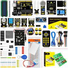 <b>Keyestudio Super Starter kit/Learning</b> Kit(UNO R3) for Arduino UNO ...