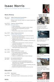 Film Resume Example  resume  film resumes gopitchco  film editor