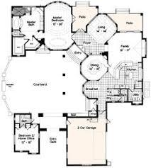 Plan CL  Best In Show Courtyard Stunner   Courtyards  Floors    Plan HD  Award Winning Courtyard Design