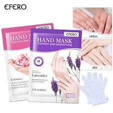 <b>Hand Mask</b> Paraffin Wax <b>Exfoliating</b> Mask for Hands Care <b>Peeling</b> ...