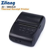 ZJiang <b>ZJ 5802LD Mini Portable</b> Android Bluetooth Port 58mm ...