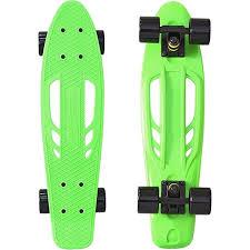 """<b>Y</b>-<b>Scoo Skateboard Fishbone</b> с ручкой 22"""" - <b>скейтборд</b> с ручкой и ..."""