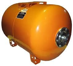 <b>Гидроаккумулятор ВИХРЬ ГА-100</b> 100 л горизонтальная установка