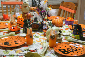 accessories and furniture incredible kids halloween decorating spooky party tablescape ideas featuring dining room design accessoriesdelectable cool bedroom ideas