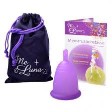 MELUNA CLASSIC менструальная <b>чаша</b>, размер L, 1 шт.