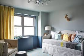 view full size chic boys nursery features gray paint blue grey paint colors view