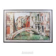 <b>Картина ASPLIN.ART 3D</b> Венеция 80х120, AM6-004 купить в ...