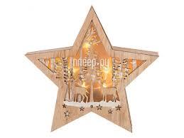 <b>Светящееся украшение Lefard Новогоднее</b> панно 854-002 купить ...
