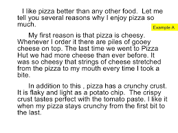 sample essay my favourite food show   homework for you  sample essay my favourite food show   image