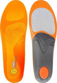 <b>Стельки Sidas Winter 3Feet</b> Mid (для среднего свода) оранжевый ...