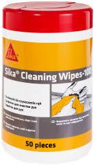 <b>Очищающие салфетки Sika</b> Cleaning Wipes 100. Поставки ...