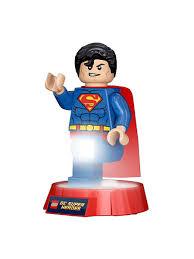 Игрушка-минифигура-фонарь <b>LEGO DC Super</b> Heroes (Супер ...