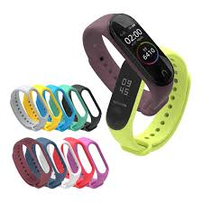 <b>BUMVOR</b> original For XIAOMI MI <b>Band</b> 2 xiao mi band2 Colorful ...