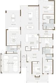 floor plans: floor plan friday modern twist on a family home