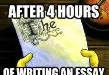 humor  amp  memes entertainment   page  after  hours of writing an essay  school  humor  funny  meme