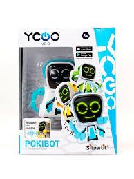 Робот <b>Покибот</b> YCOO <b>Silverlit</b> 9320647 в интернет-магазине ...