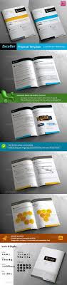 exceller proposal template by georgehagi graphicriver exceller proposal template proposals invoices stationery