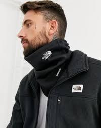 Черный <b>шарф The North Face</b> Windwall   ASOS