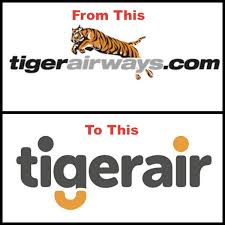 Cek Penerbangan Pesawat Tiger Airways Search / Book Flight