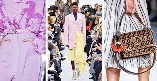 <b>Summer 2018 Fashion</b> Trends: All the Key Catwalk Looks | Who ...