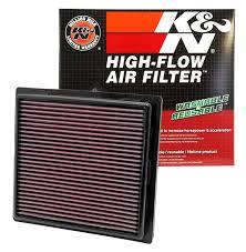 <b>Воздушный фильтр двигателя K&N</b> для Geely Atlas 2018 -