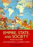<b>Empire</b>, State, and Society Britain since 1830 1st edition | Rent ...