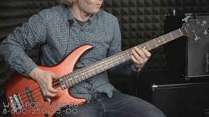 <b>Бас</b>-<b>гитара YAMAHA TRBX174</b> - YouTube