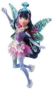 <b>Кукла Winx Club</b> Тайникс Муза, 28 см, IW01311504 — купить по ...