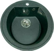 <b>Кухонная мойка GranStone</b> GS-07 308 Black — цена, купить ...