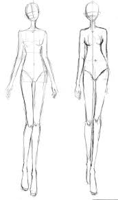 17 best ideas about fashion figure drawing fashion fashion croquis 03 by aiciel com